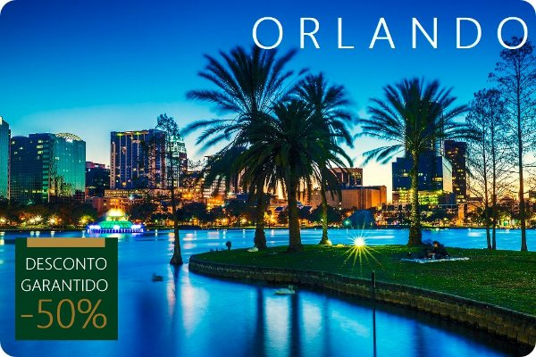 ORLANDO - Hotel + Traslados + Tour de Compras