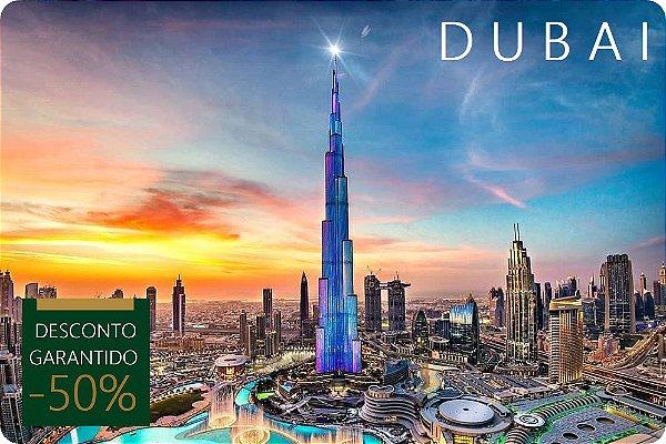 DUBAI - Hotel + Traslados + City Tour