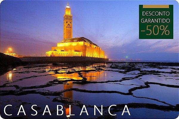 CASABLANCA - Hotel + Traslados + City Tour