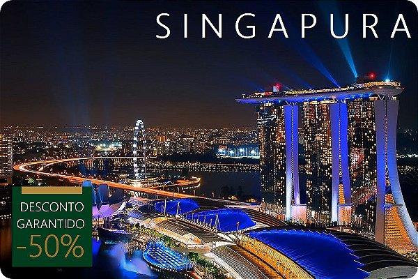 SINGAPURA - Hotel + Traslados + City Tour