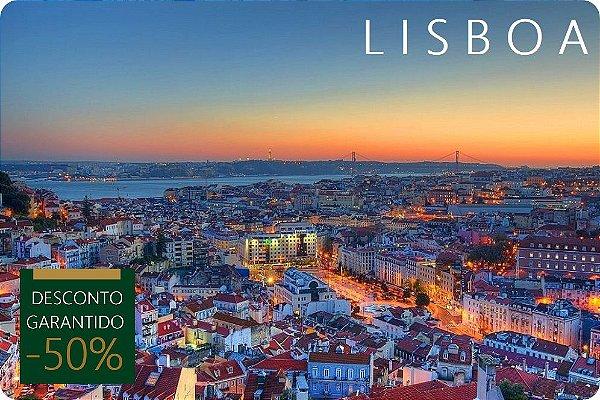 LISBOA - Hotel + Traslados + City Tour