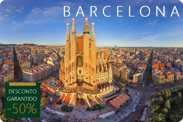 BARCELONA - Hotel + Traslados + City Tour