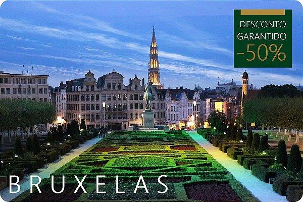 BRUXELAS - Hotel + Traslados + Passeio