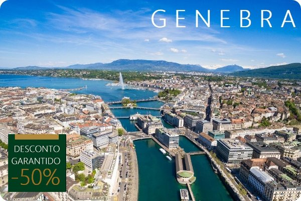 GENEBRA - Hotel + Traslados + Passeio