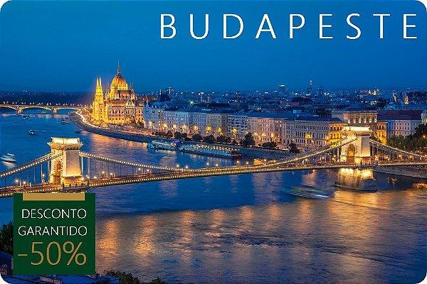 BUDAPESTE - Hotel + Traslados + City Tour