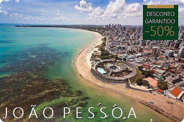 JOÃO PESSOA - Hotel + Traslados + City Tour