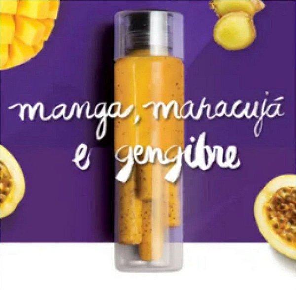 FRUIT BAR - MANGA, MARACUJÁ, GENGIBRE (pack 4)