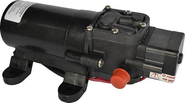 Bomba Elétrica PRO PUMPS Automática 12V 2,1A 1,6L/min 35W 70Psi para modelos Potenciômetro e Hidráulico