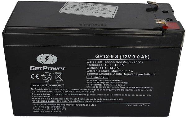 Bateria VRLA 12V 9Ah para Pulverizadores Jetbras