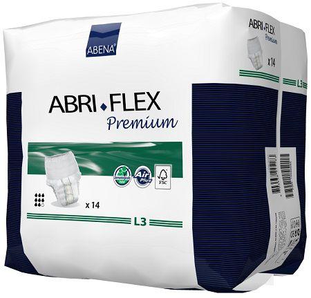 ABENA ABRI-FLEX L3 Roupa Íntima c/14 Un