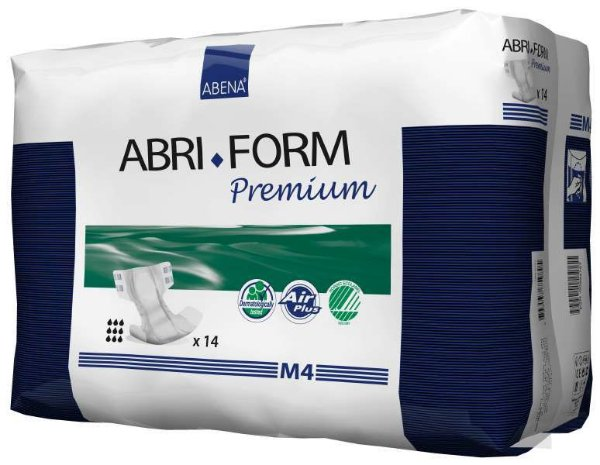 ABENA ABRI-FORM M4 c/14 Un.