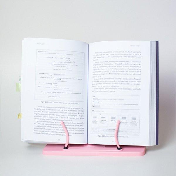 Apoio para Leitura e Tablet - Yes - Rosa