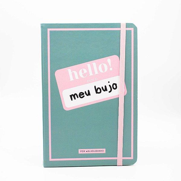 Caderno Pontado Meu Bujo - @bujolizando
