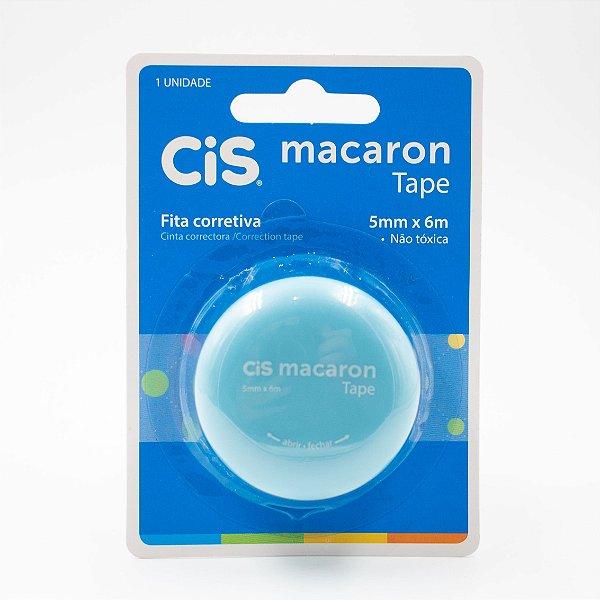 Corretivo Cis Tape Macaron Azul