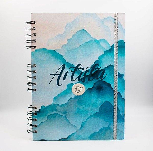 Caderno Universitário Espiral - Profissão Artista