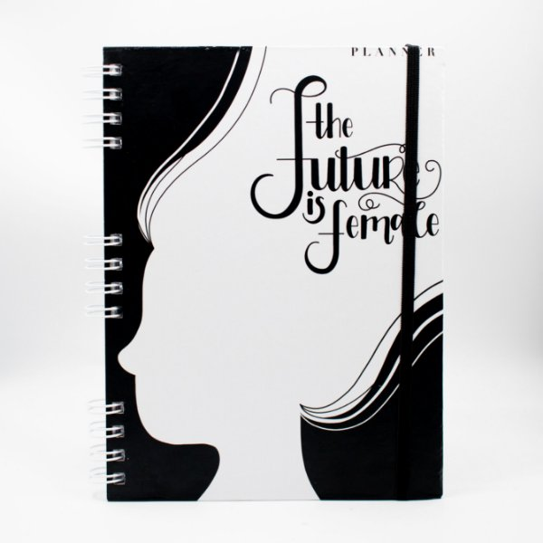 Agenda Permanente Planner  -  Collab The Future is Female (09)