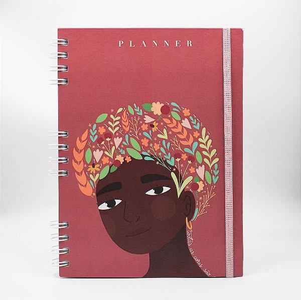 Agenda Permanente Planner  -  Collab Conciência Negra (02)
