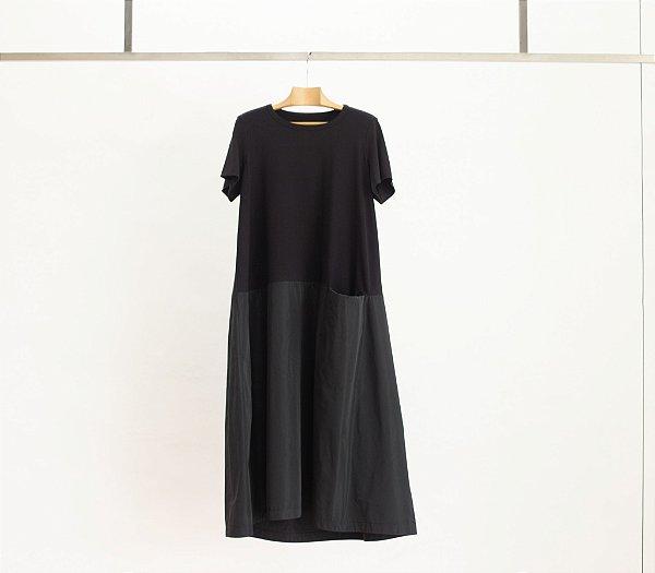 Vestido Bolso