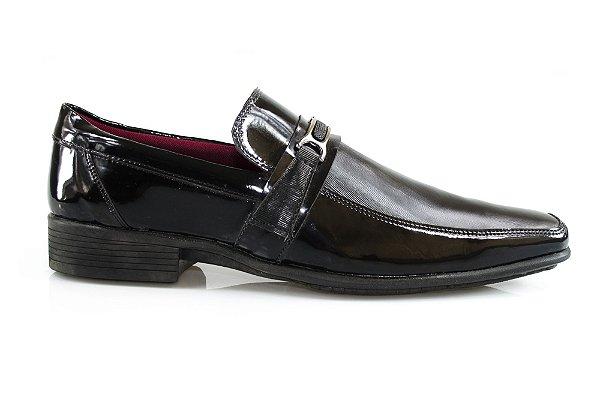 Sapato Guaritá Verniz Preto