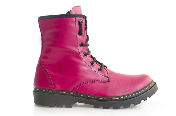 Boot Asplênio Pink - The Original Vegan
