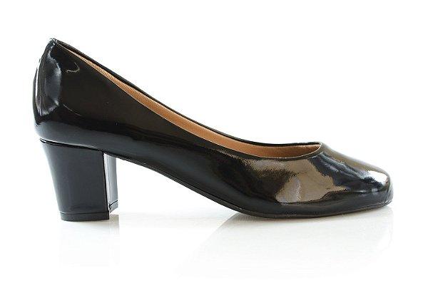 Sapato boneca Agerato preto