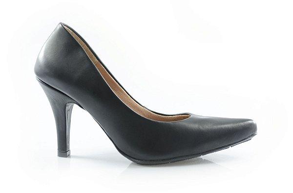Sapato Scarpin Acalifa preto