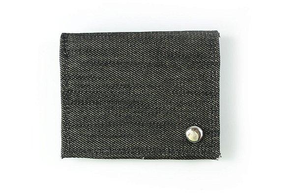 Carteira Arariba Jeans Preto