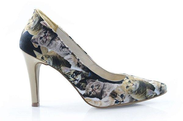 Sapato Scarpin  Spirea Cat