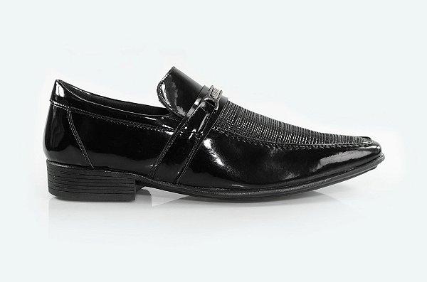 Sapato Vegano Shoes social Preto