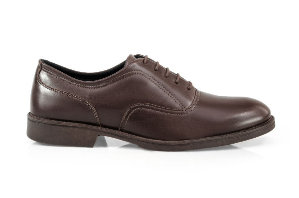 Oxford Vegan Elegance - Baru Brown