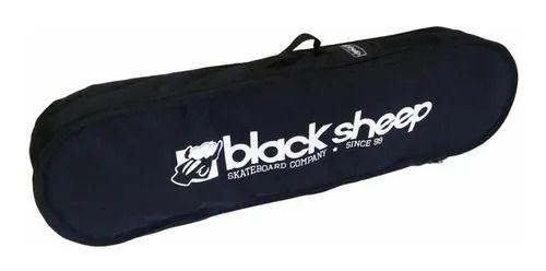 BOLSA SKATE BLACK SEMI LONG SHEEP PRETA IMPERMEAVEL