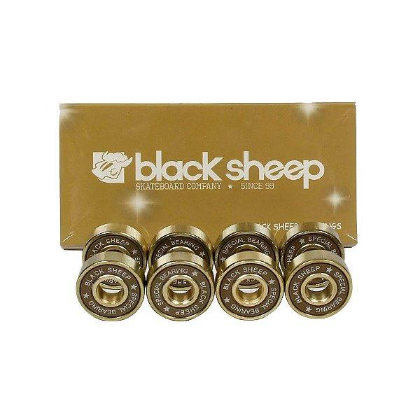 ROLAMENTO BLACK SHEEP GOLD