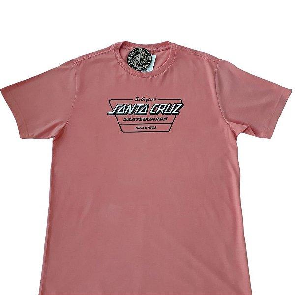 Camiseta Santa Cruz Home Coming