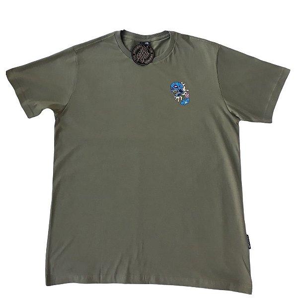 Camiseta Santa Cruz Baked Dot