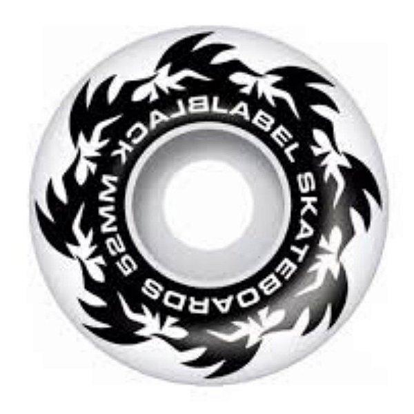 Black Label Skateboards Wheels