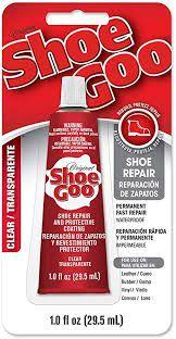 Shoe Goo Adesivo Transparente para Reparos