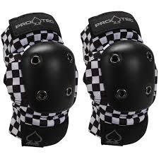 PRO-TEC Elbow Pads Cotoveleiras Pro Checker