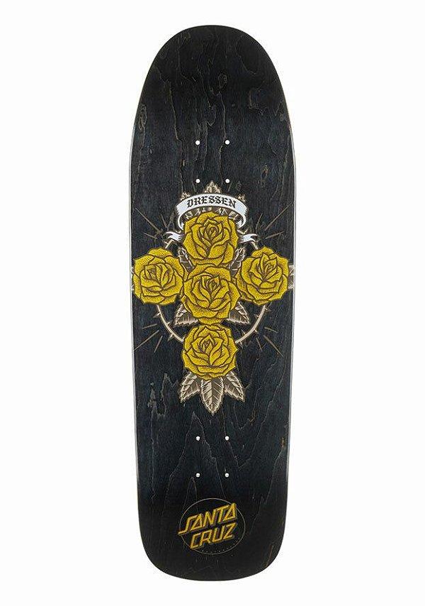 Shape Santa Cruz Dressen Rose Cross