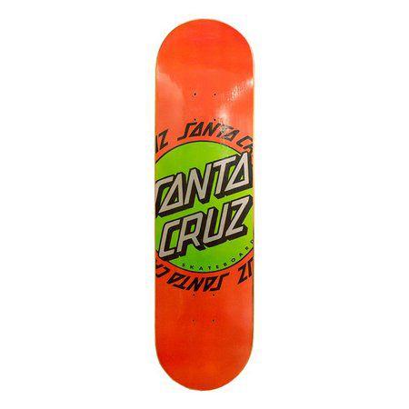 Shape Santa Cruz Dot Orange