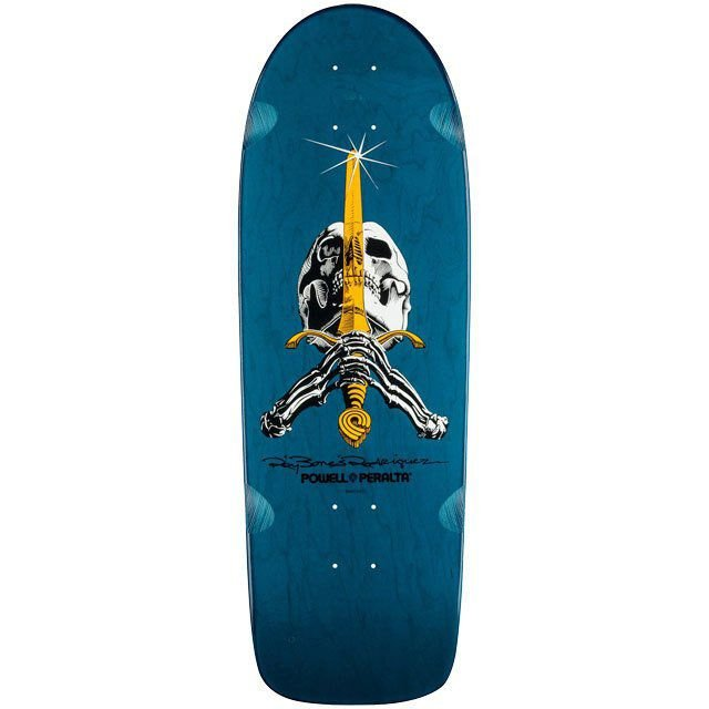 Shape  Powell Peralta Ray Rodriguez Skull Sword