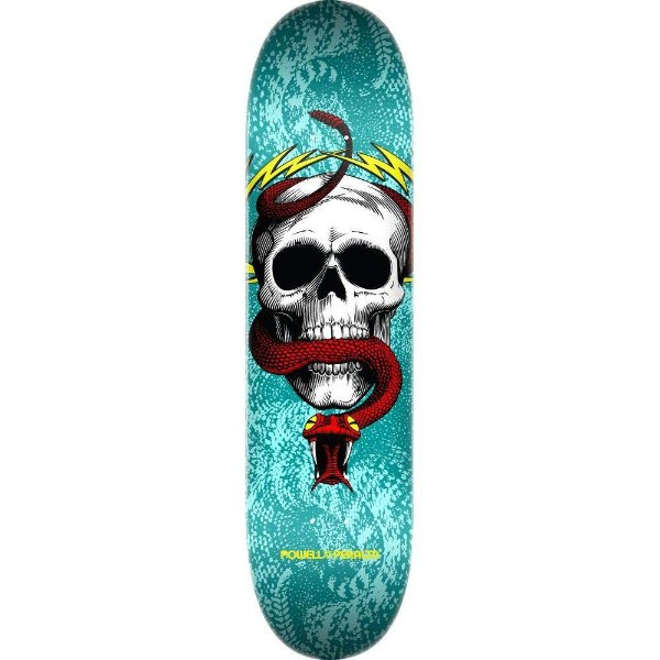 Shape Powell Peralta Skull & Snake Turquoise