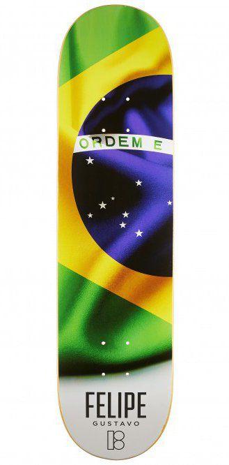 Shape Plan B Felipe Gustavo Bandeira Brasil