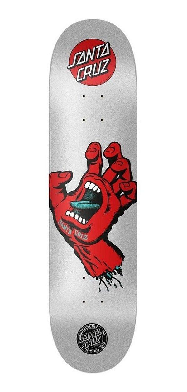 Shape Santa Cruz Screaming Hand Metallic