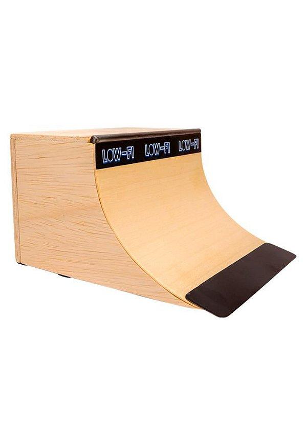 Obstáculo Fingerboard Low-Fi Quarter Mid