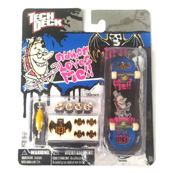 Fingerboard / Tech Deck 1031 everybody loves pie