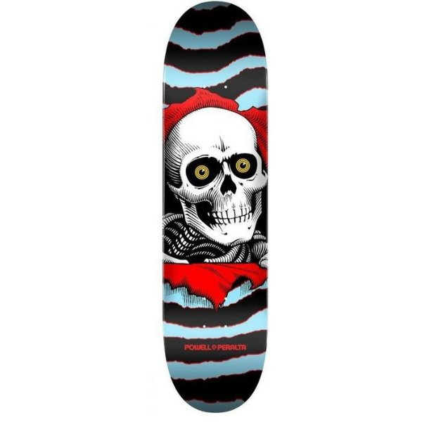 SHAPE POWELL PERALTA RIPPER BLACK BLUE 8""
