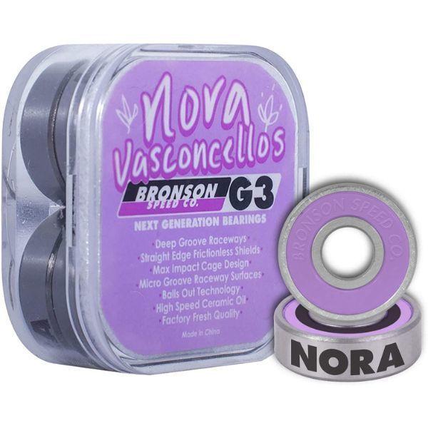 ROLAMENTO BRONSON G3 NORA VASCONCELLOS