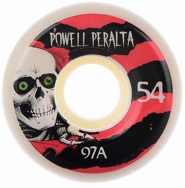 RODA POWELL PERALTA SKULL 54MM 97A