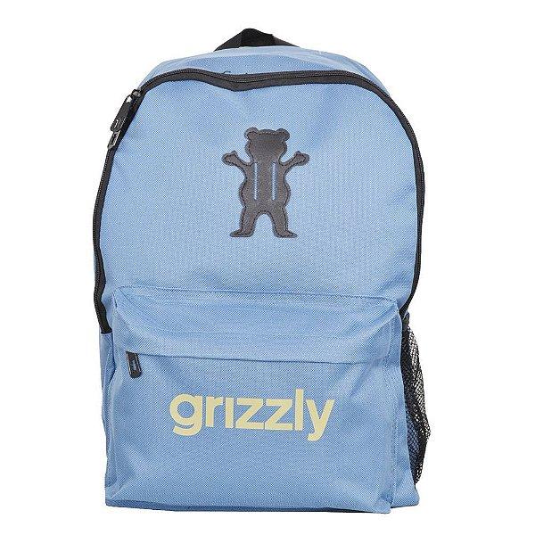 Mochila Grizzly Og Bear New Blue