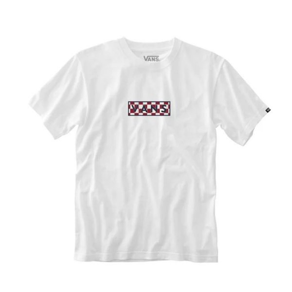 Camiseta vans easy box fill boys Tam.12